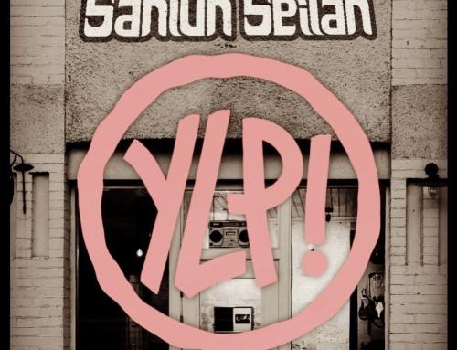 Santun Seitan YLP!-eänä esittää…