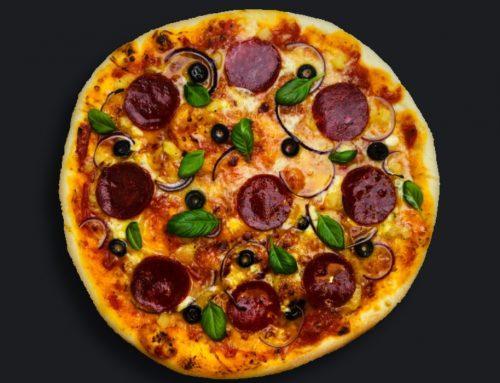 Santun Salamipizza